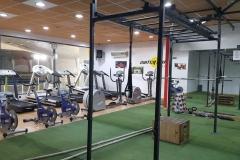 Zona entrenamiento funcional